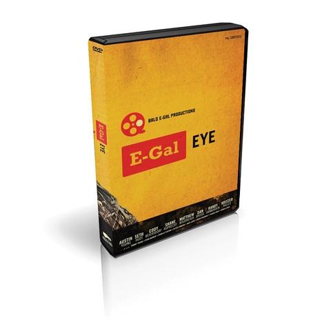 EGal Eye Snowboard DVD