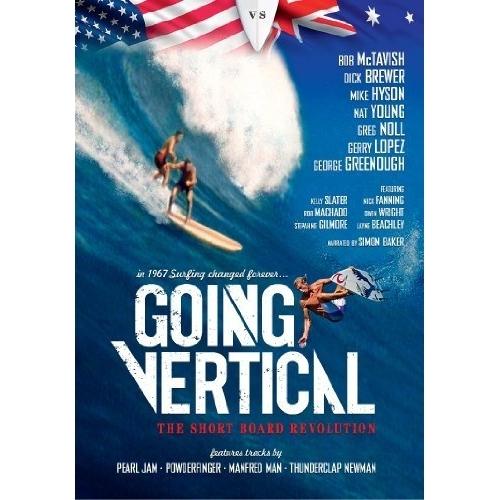 Going Vertical Surf DVD