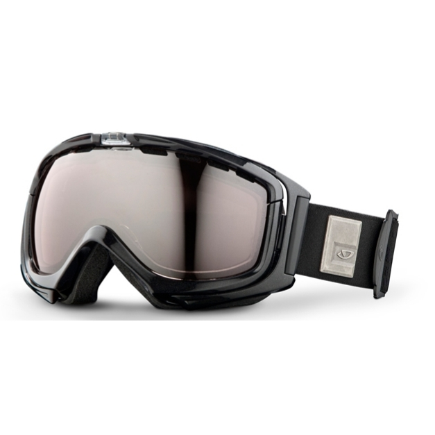Giro Station Ski and Snowboard Goggles Black Icon AS