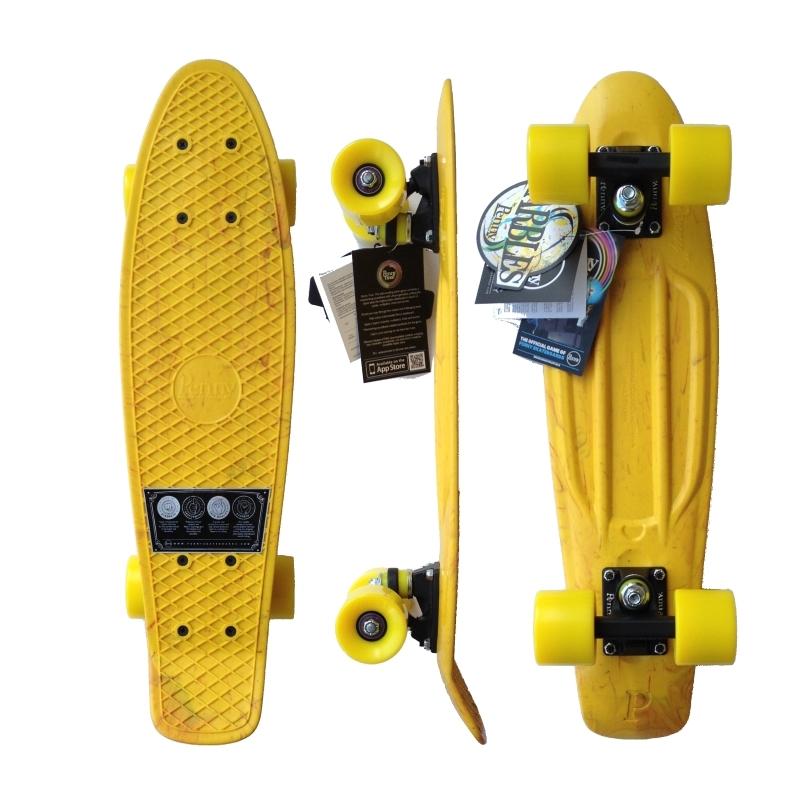 Penny Marble Skateboard 22 Inch Cruiser Board