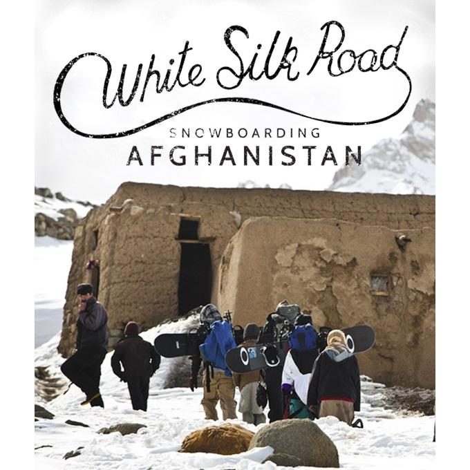 White Silk Road Snowboard DVD