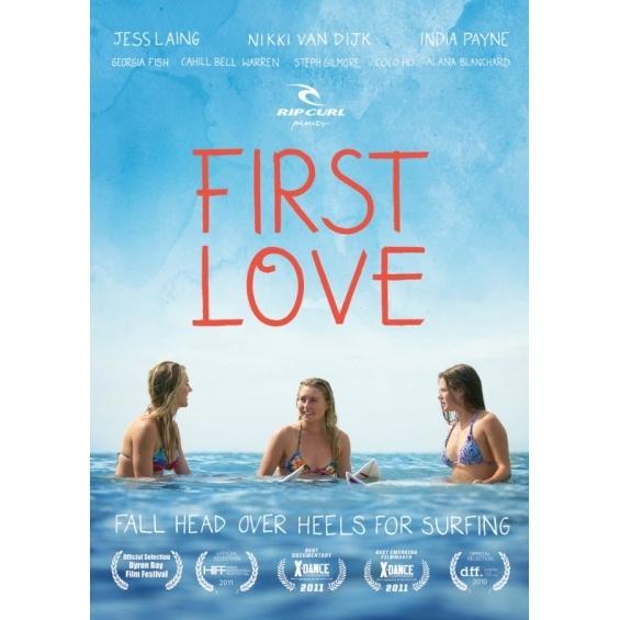 First Love Surf DVD