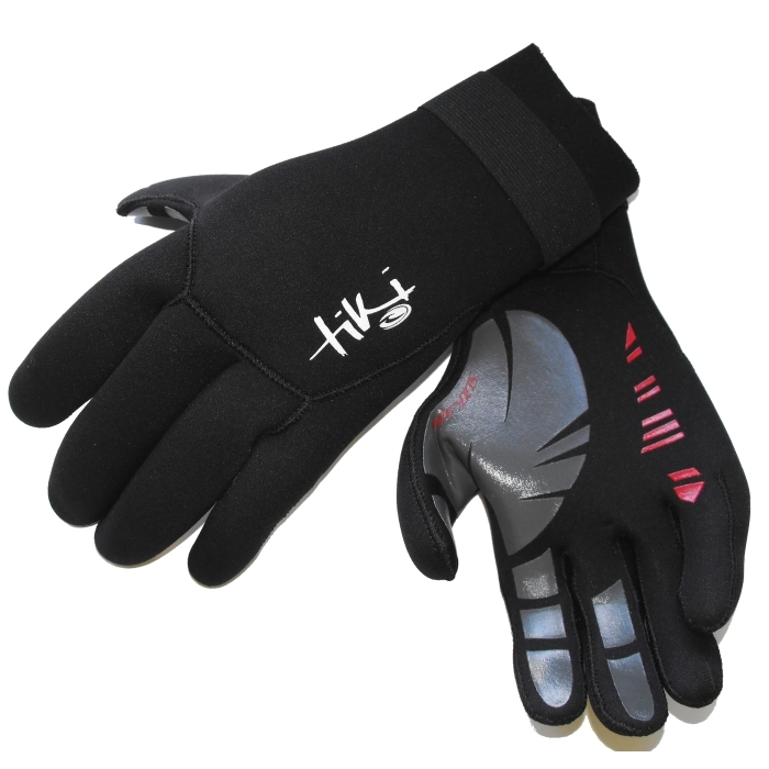 Tiki 3.5mm Plush Lined Wetsuit Gloves