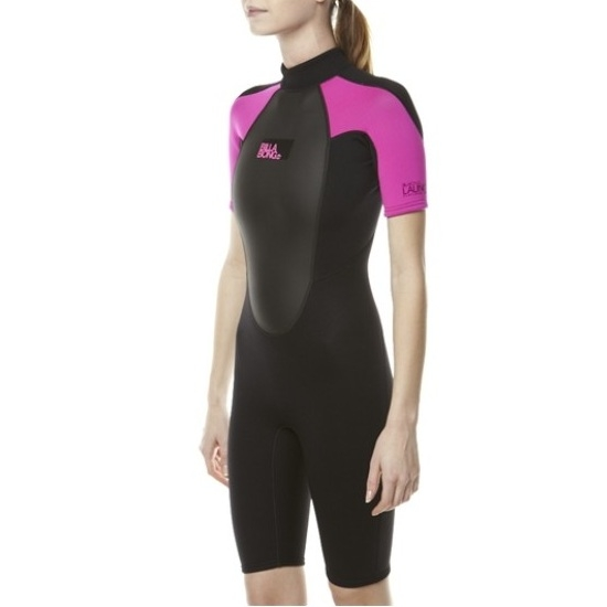 Billabong 2mm Launch Ladies Shorty Wetsuit