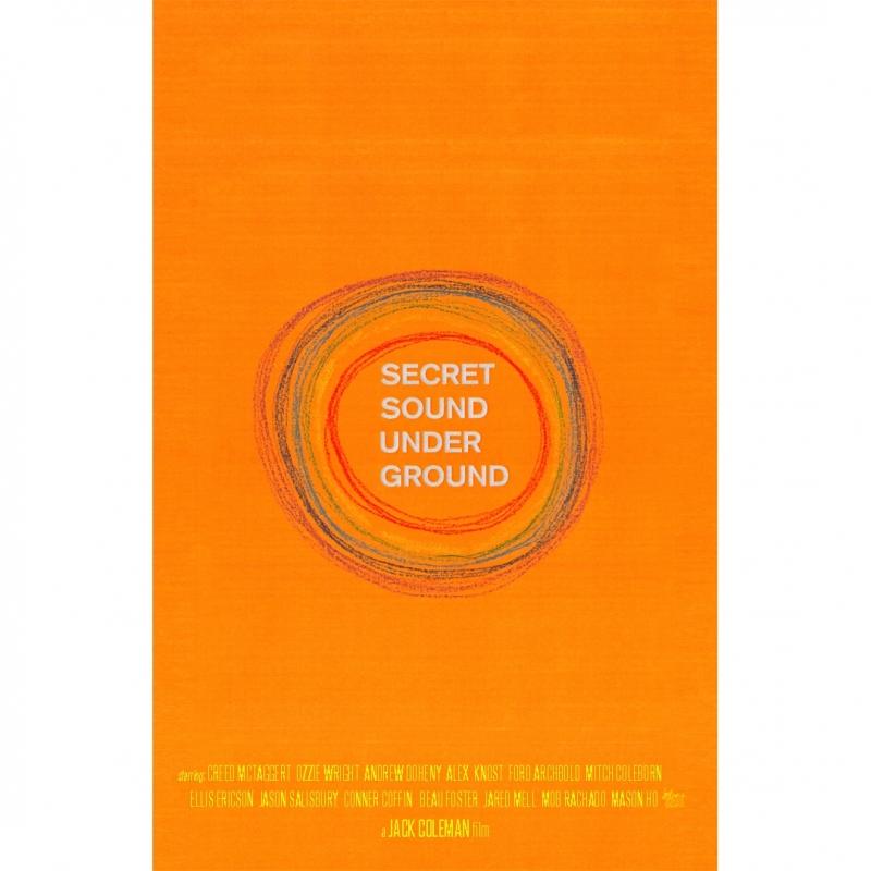 Secret Sound Underground Surf DVD