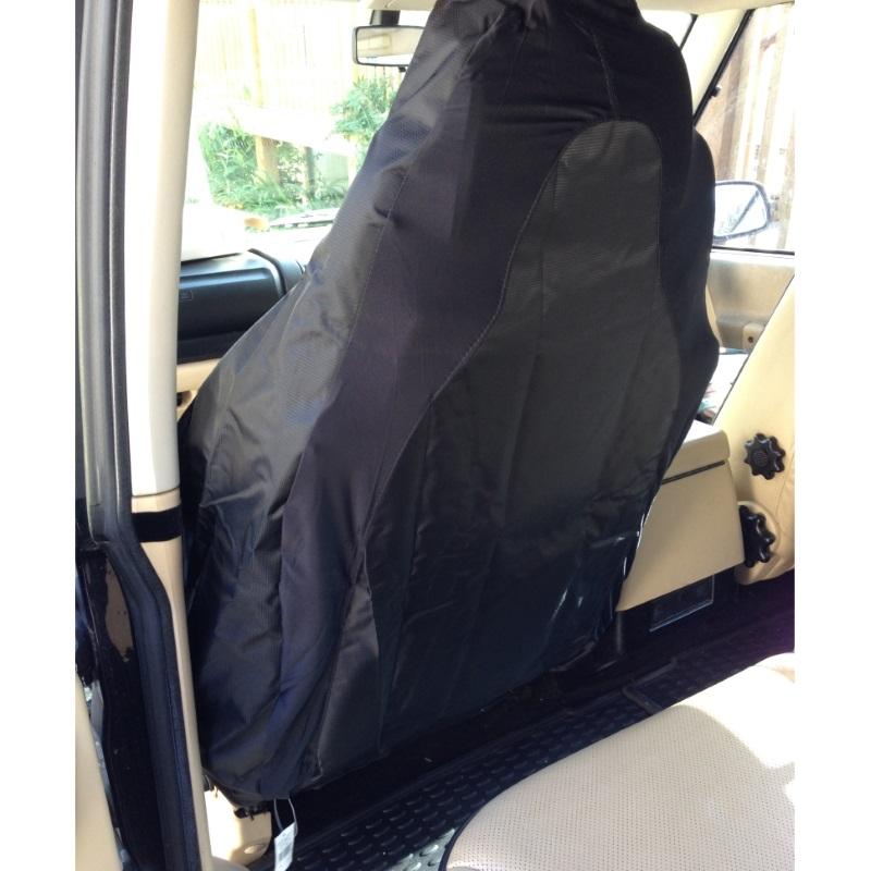 Ocean Earth Waterproof Car Seat Cover for Surfers