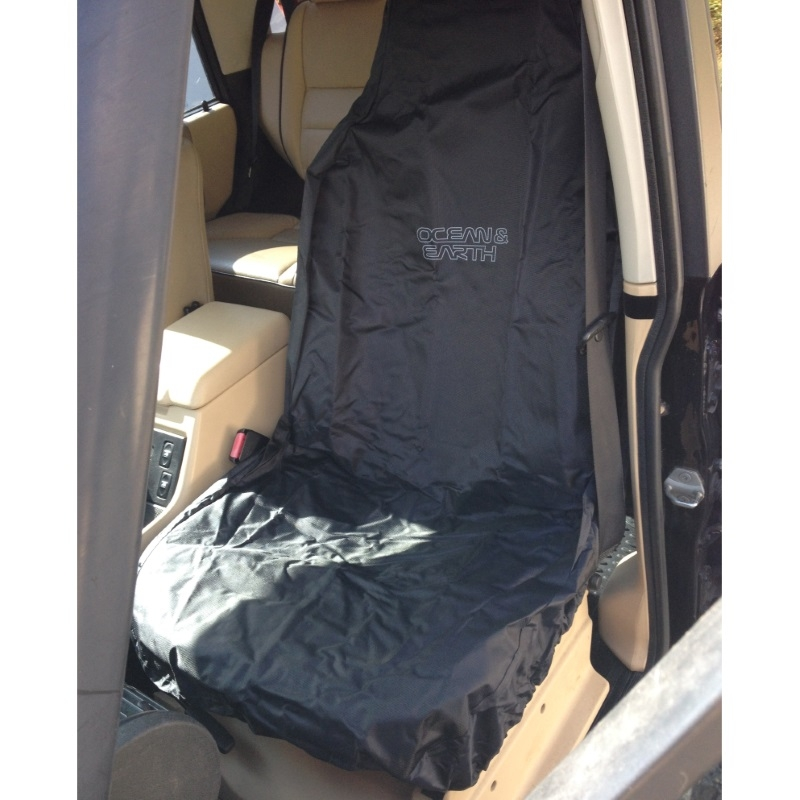 Ocean Earth Waterproof Car Seat Cover For Surfers
