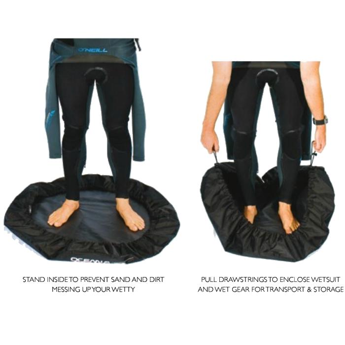 Ocean Earth Changing Mat - Wetsuit Bag