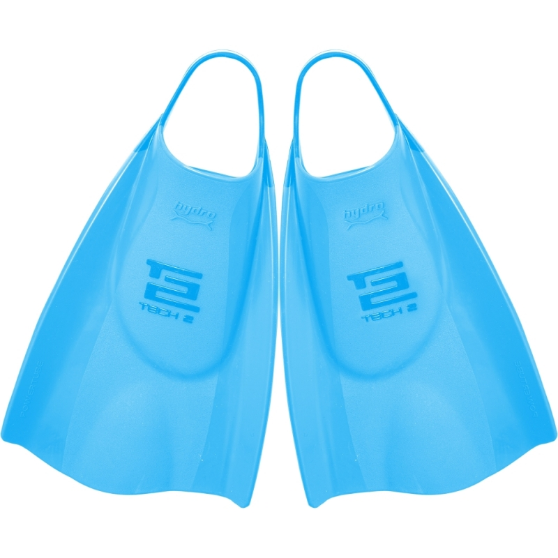 Hydro Tech2 Swim Fins Blue