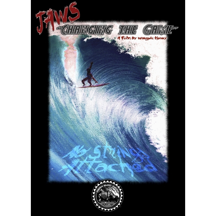 01581ccd4e7a70 Jaws - Changing The Game Surf Big Wave DVD