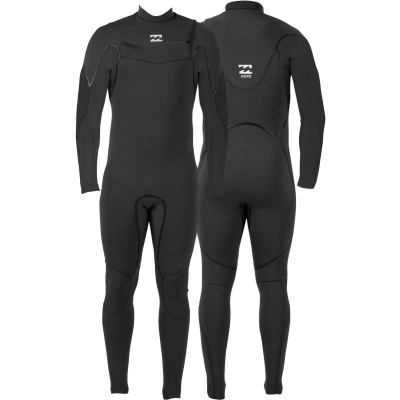 Billabong 5/4 Xero Revolution Wetsuit Chest Zip