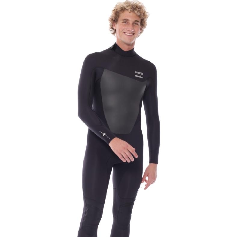 Billabong 5/4 Mens Foil Wetsuit Back Zip GBS 8001