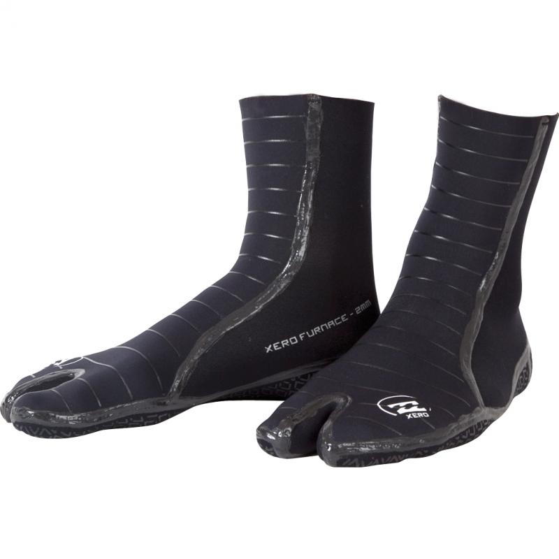 Billabong Mens 3mm Xero Furnace Wetsuit Boots