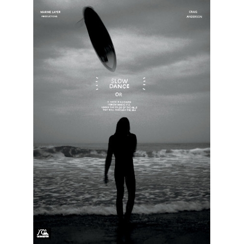 Slow Dance Surf DVD