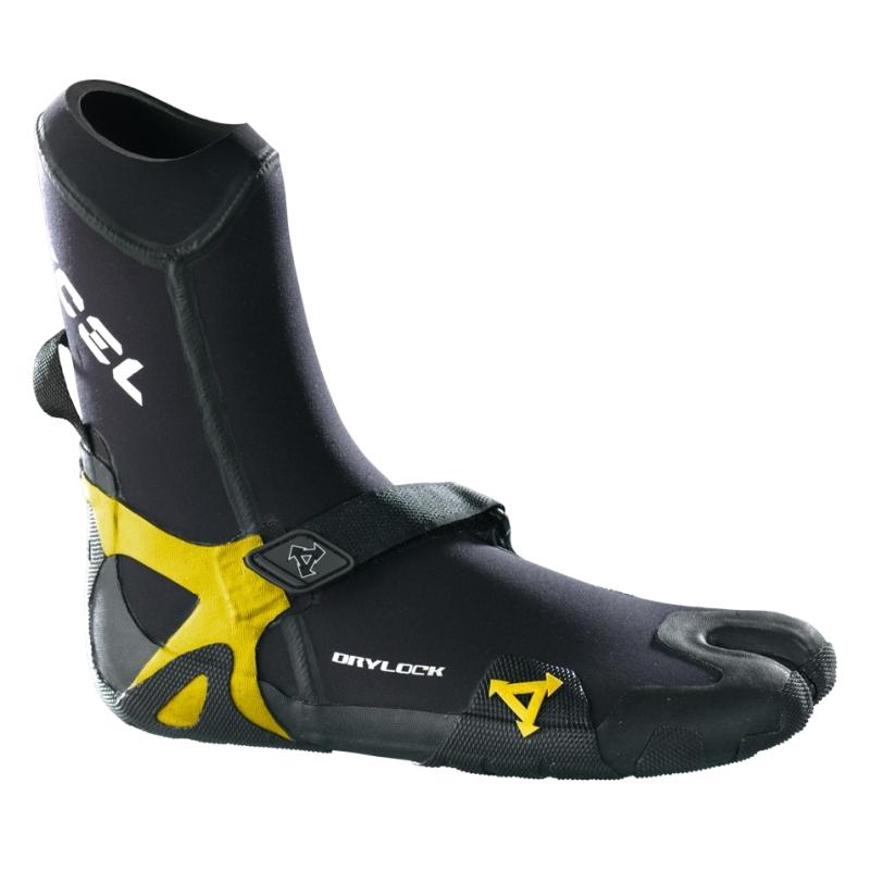 Xcel Drylock QD Split Toe Wetsuit Boots 5mm