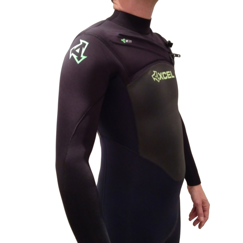 Xcel 5/4mm Axis X2 Wetsuit Chest Zip