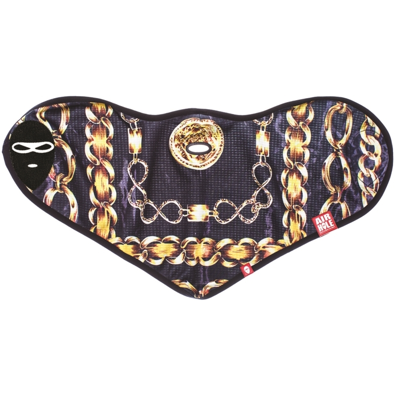 Airhole Ski and Snowboard Mask S2 Bling