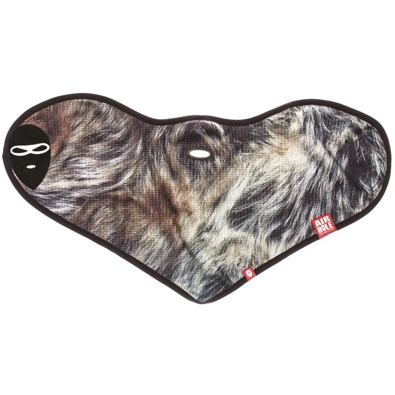 Airhole Ski and Snowboard Mask S2 Fur Print