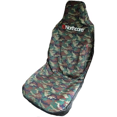 Northcore Camo Car Seat Cover