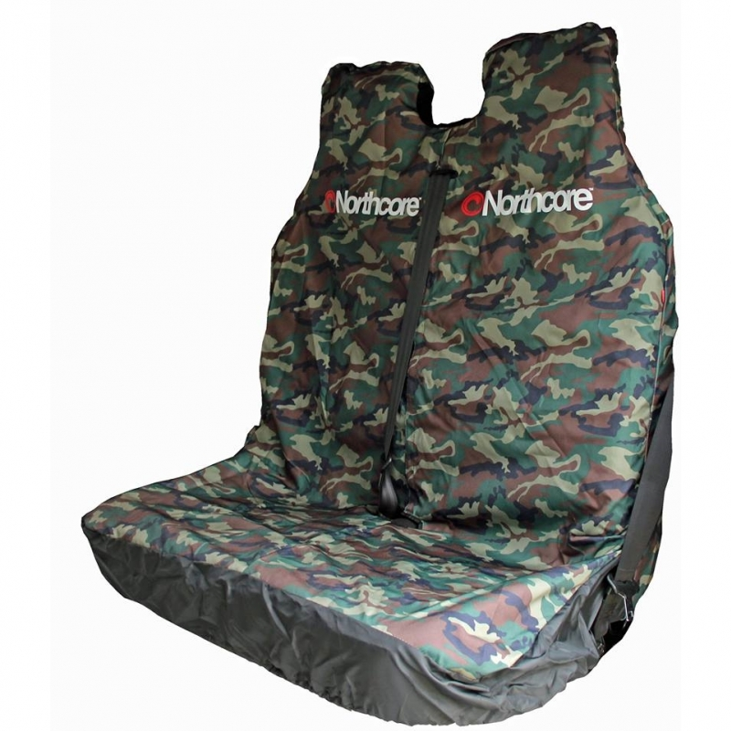 Northcore Double Van Seat Cover Camo