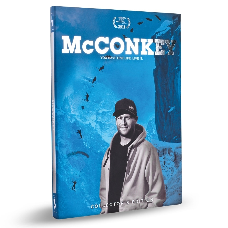 McConkey Ski DVD BluRay Triple Pack