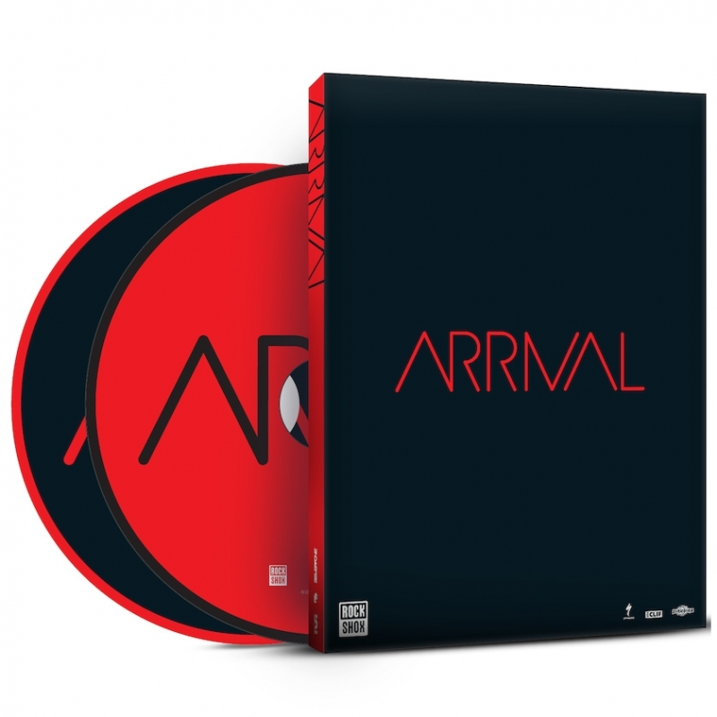 Arrival Mountain Bike DVD and BluRay 2 Disc Pack