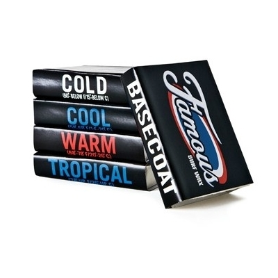 Famous Surf Wax Tropical Water - 4 Block Pack