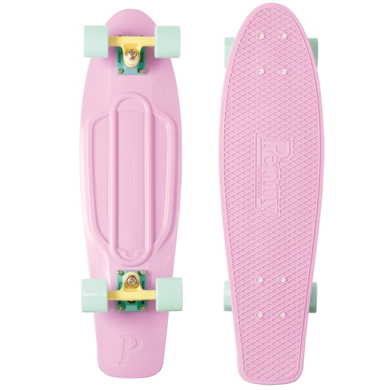 Penny Skateboard Lilac Pastel 27 Inch Nickel Board
