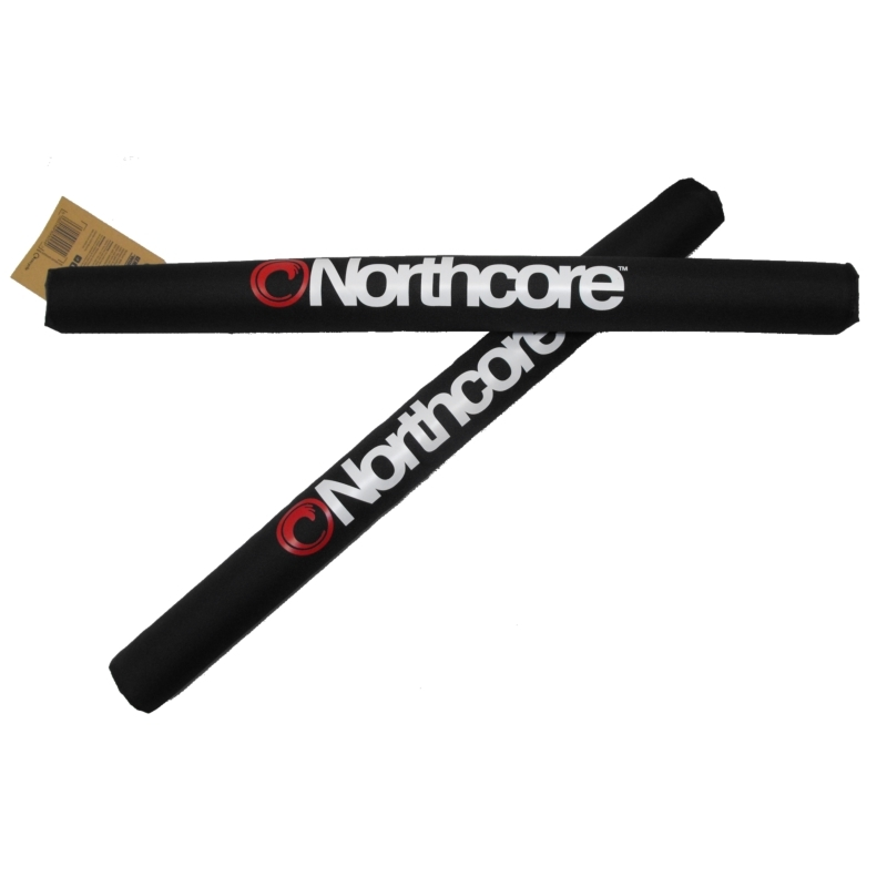 Northcore Wide Load Roof Rack Pads For SUPs