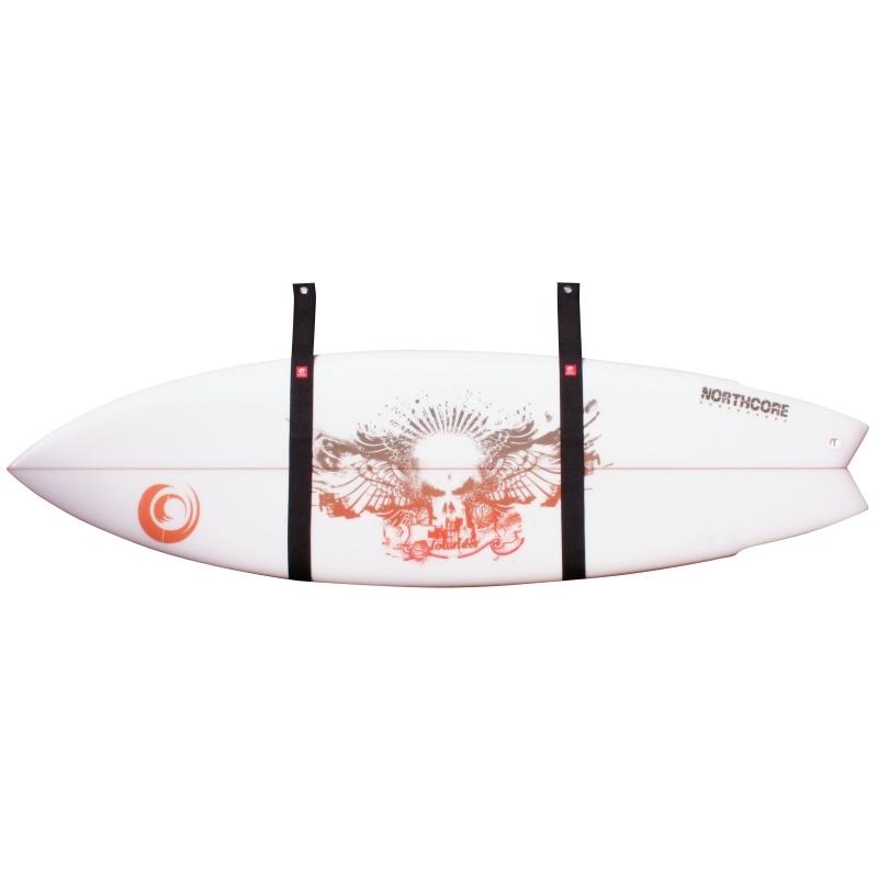 Northcore Surfboard Sling Modular Wall Rack