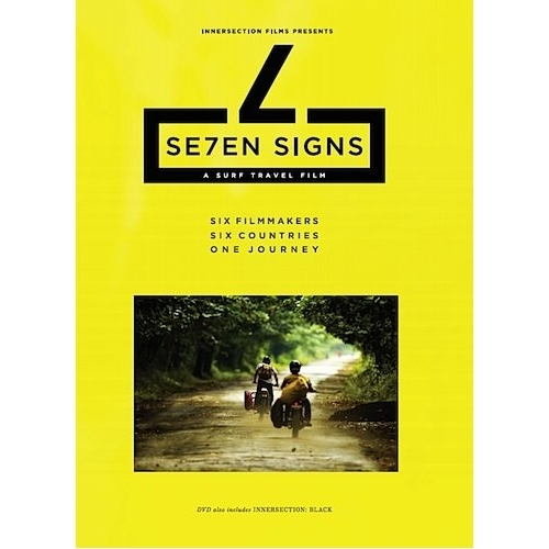 Se7en Signs Surf DVD By Innersection Films