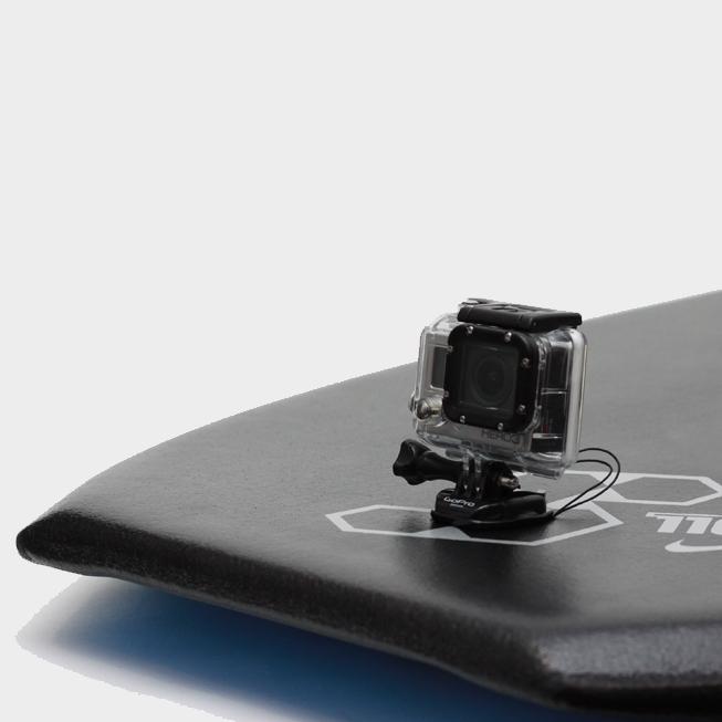 Science Bodyboard GoPro Plug Attachment