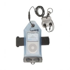 Aquapac 517 Ipod/MP3 Case and Headphones