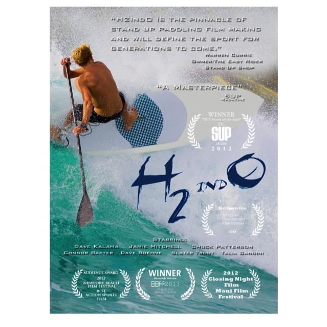 H2Indo SUP DVD