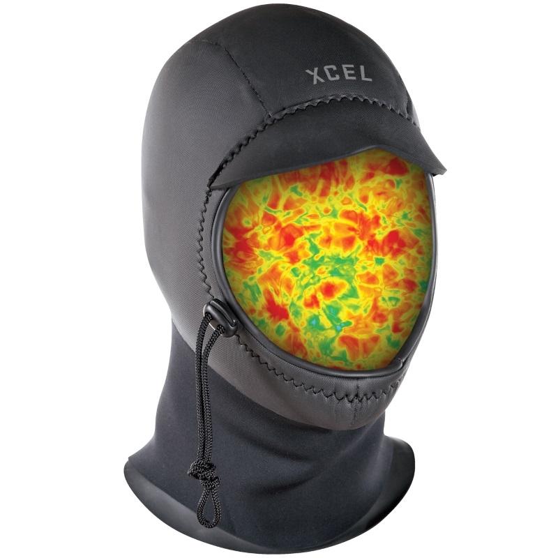 Xcel 2mm TDC Drylock Wetsuit Hood