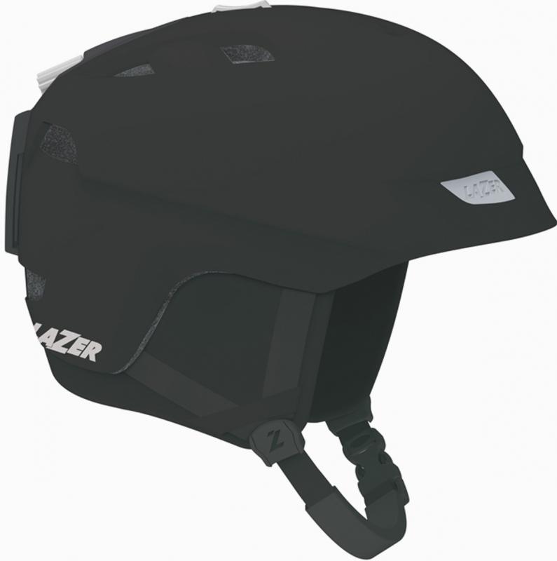 Lazer Effect Mens Ski Snowboard Helmet Matt Black