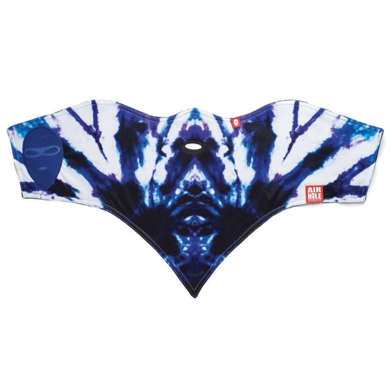 Airhole Ski and Snowboard Mask S1 Tie Dye Mens