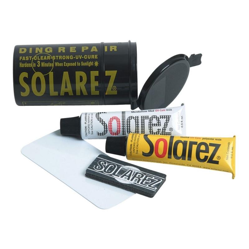 Solarez Mini Pro - Small Travel Ding Repair Kit for Surfboards