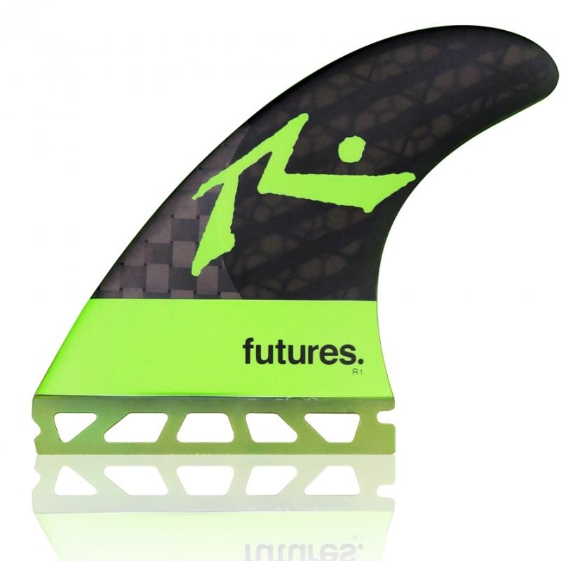Futures Fins Blackstix3 R1 Surfboard Fins