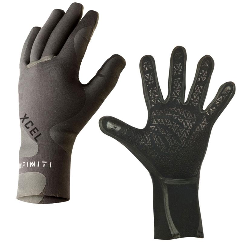 Xcel 3mm Infiniti QD Wetsuit Gloves