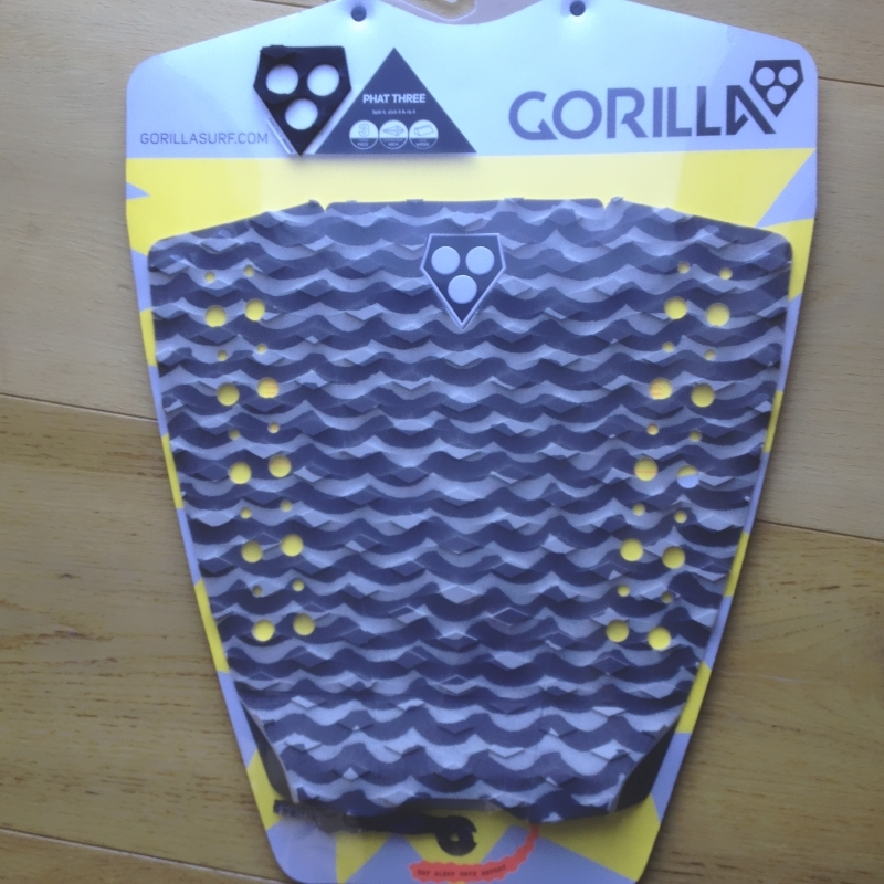 0e8d5eb191 Gorilla Phat 3 Surfboard Tail Pad Waves