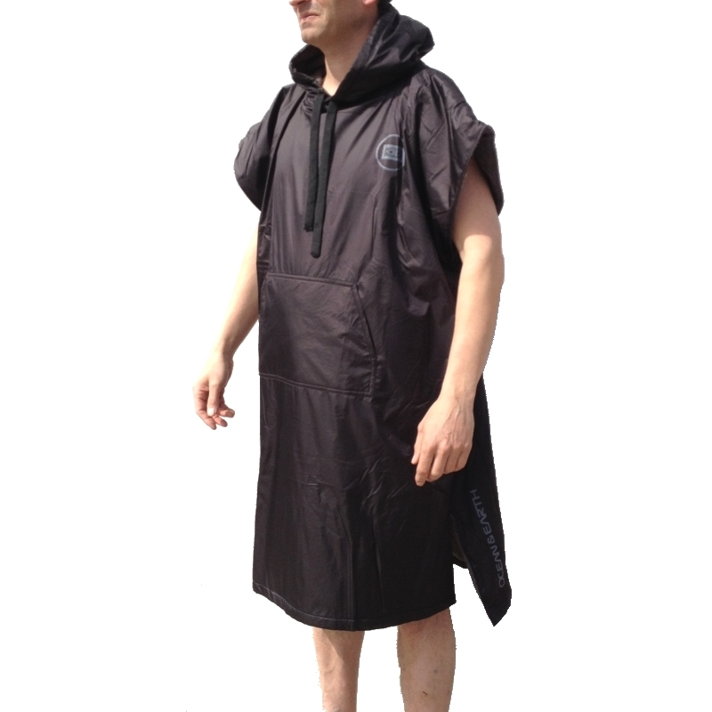 Ocean Earth Perfect Storm Beach Changing Robe