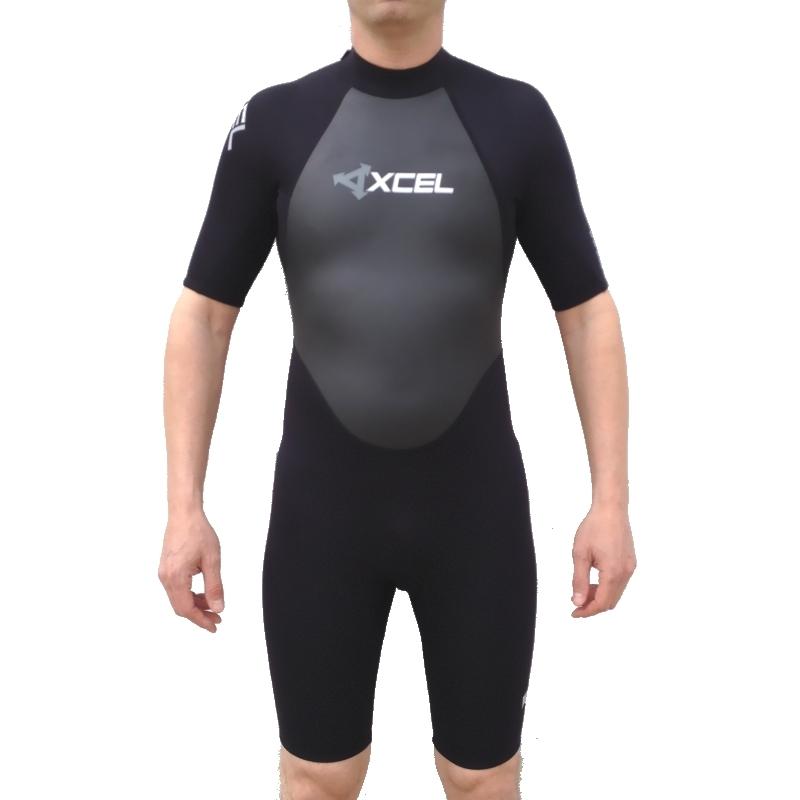 Xcel 2mm GCS Shorty Wetsuit