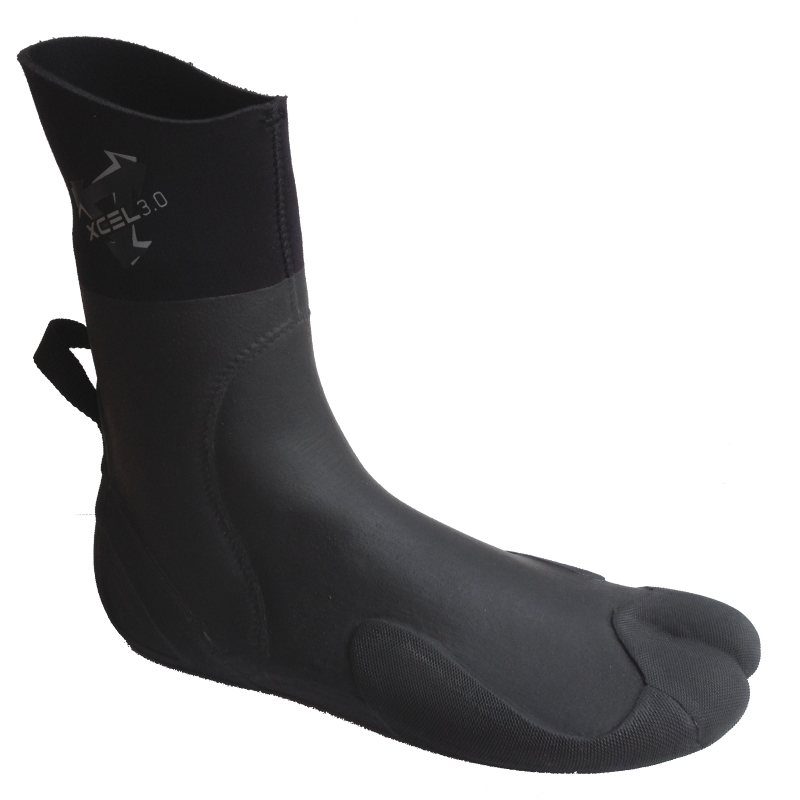 Xcel 3mm Infiniti Comp Dipped Wetsuit Boots 2015