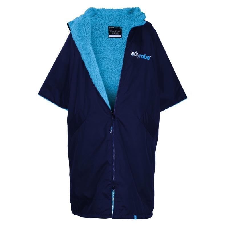 Dryrobe Advance Beach Changing Robe Navy Blue