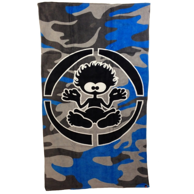 Saltrock Towel Camo Tok Design