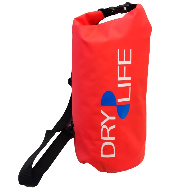 Dry Life 15 Litre Waterproof Tube Bag