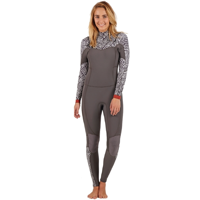 Billabong 5/4mm Womens Salty Dayz Steamer Wetsuit Geo