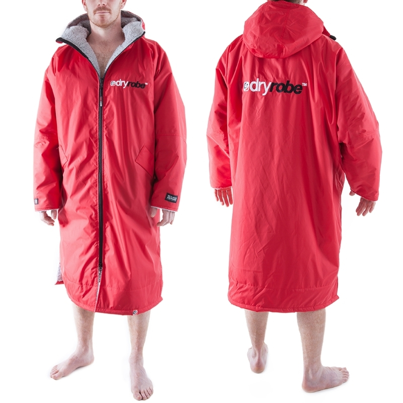 Dryrobe Advance Long Sleeve Beach Changing Robe