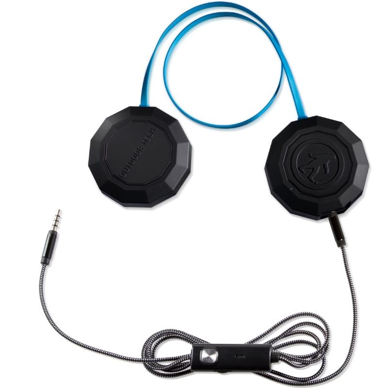 Outdoor Tech Wired Chips Universal Helmet Speakers